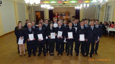 Kameradschaftsabend der Freiwilligen Feuerwehr Seelow 2018
