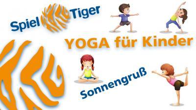 Bild der Meldung: Sport mit dem SpielTiger - Yoga für Kinder