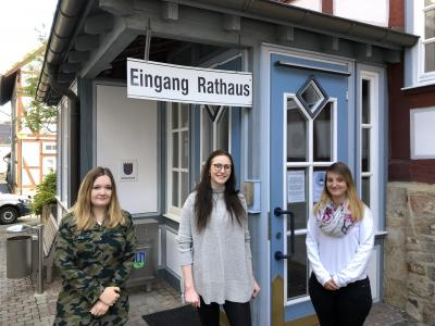 Vorschaubild zur Meldung: Personelle Veränderungen im Dienstleistungszentrum Stadt Immenhausen