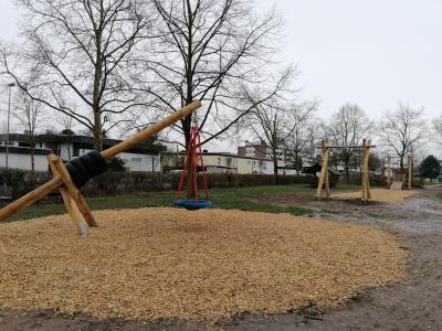 Foto zur Meldung: Nauheimer Spielplätze und Freizeitflächen sind wieder geöffnet