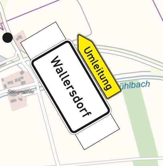 Bild der Meldung: Ortsdurchfahrt Ganacker ab 08. Mai wieder frei