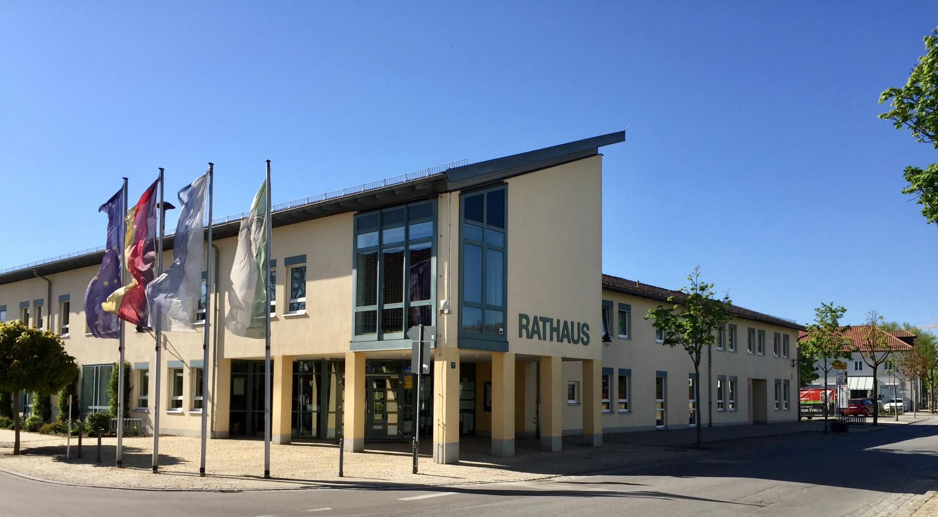 Bild der Meldung: Ab 11. Mai: Rathaus wieder uneingeschränkt geöffnet