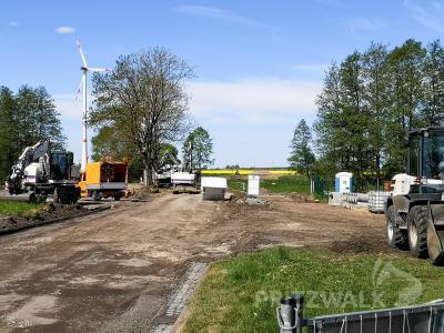 Foto zur Meldung: Mehr Absperrungen und Kontrollen in Kemnitz
