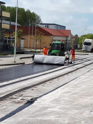 Vorschaubild zur Meldung: Fortschritt der Bauarbeiten Rügener Ring