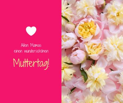Vorschaubild zur Meldung: Alles Liebe zum Muttertag!
