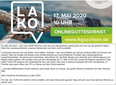 Landeskonferenz online