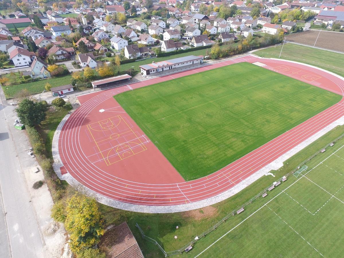 Bild der Meldung: Sportplätze geöffnet