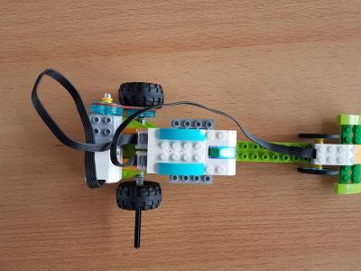 Ein Fahrzeug programmieren