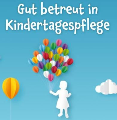Foto zur Meldung: Sonderseite zur Aktionswoche Kindertagespflege