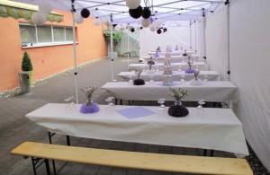 """Vorschaubild der Meldung: Sommerfest im Seniorenzentrum """"Haus am Feuerbach"""""""