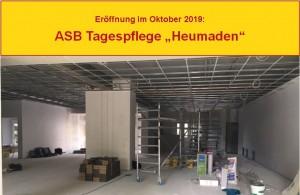 """Vorschaubild der Meldung: Eröffnung ASB Tagespflege """"Heumaden"""""""
