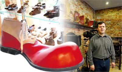 Bild der Meldung: Jeder Schuh hat seine Geschichte