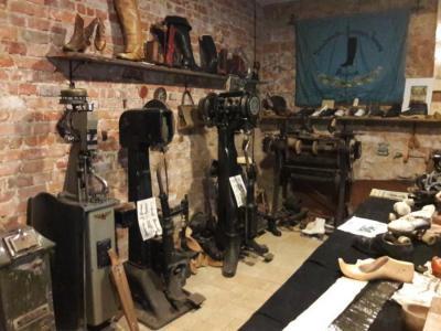 Bild der Meldung: Schuhmuseum in Torgau öffnet die Türen zum Schnuppern
