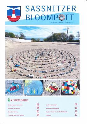 Vorschaubild zur Meldung: Sassnitzer Bloompott - 2. Ausgabe