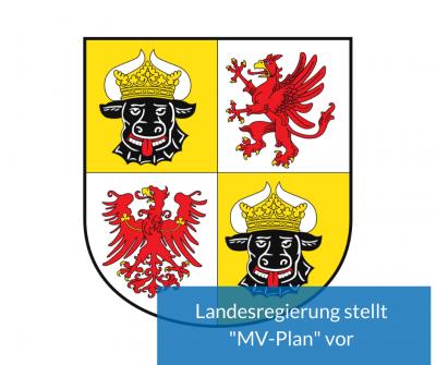 Bild der Meldung: Landesregierung beschließt MV Plan