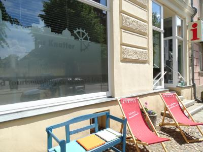 Vorschaubild zur Meldung: Wiedereröffnung des Kultur- und Tourismusbüros in Kyritz
