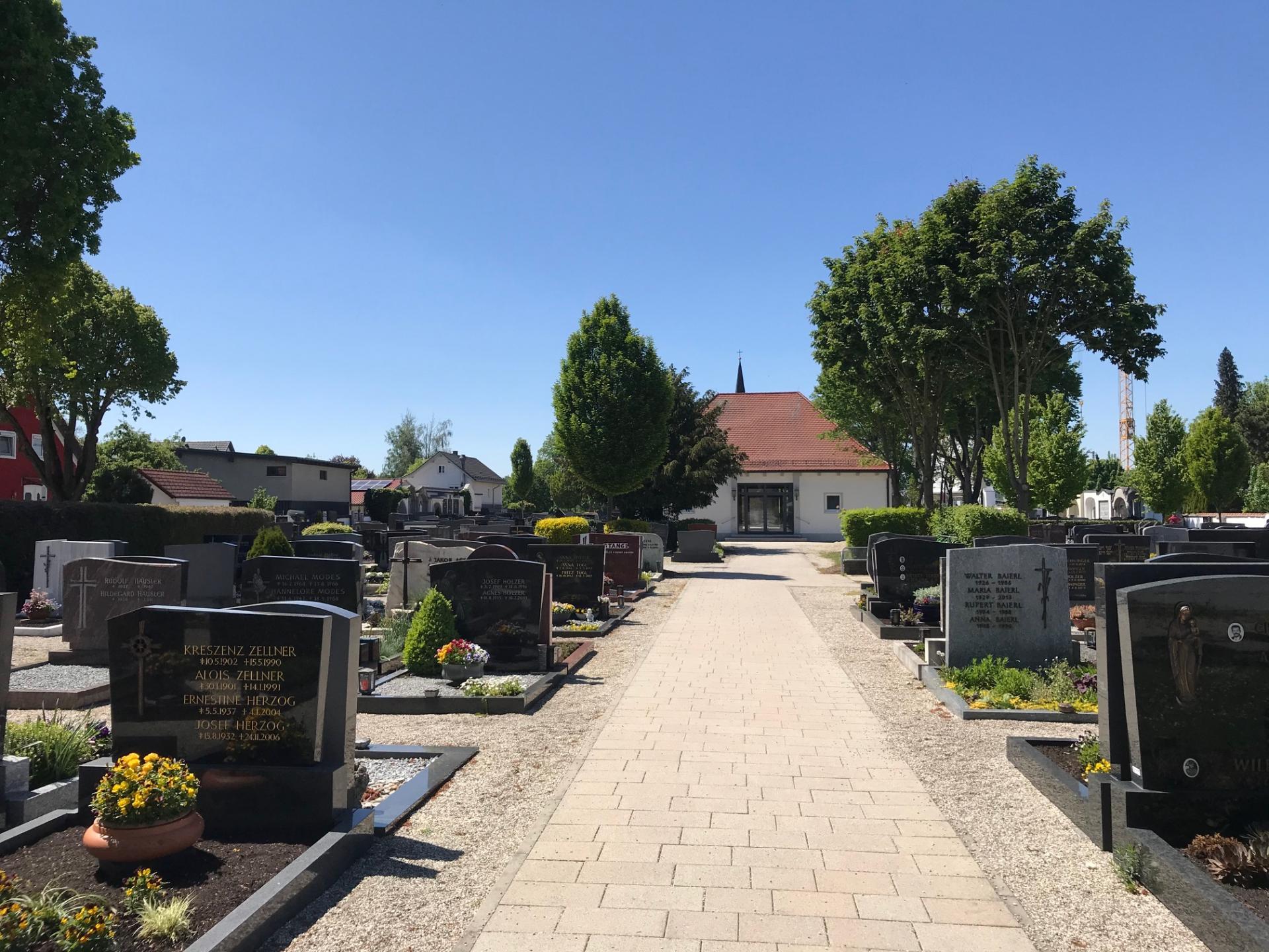 Bild der Meldung: Corona-Pandemie - Änderung bei der Durchführung von Bestattungen