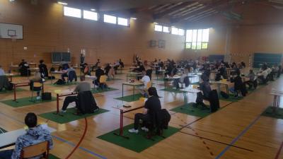 Vorschaubild zur Meldung: Schüler starten mit MSA-Prüfungen