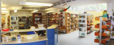Vorschaubild zur Meldung: Bücherei wird nach den Pfingstferien wieder geöffnet