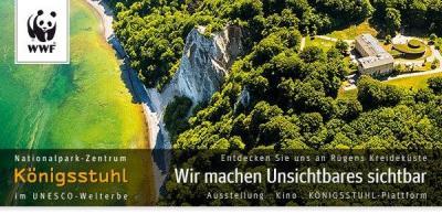 Vorschaubild zur Meldung: Nationalpark-Zentrum KÖNIGSSTUHL ab 18. Mai wieder geöffnet
