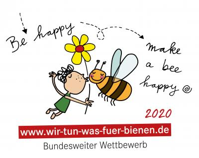 """Pflanzwettbewerb """"Wir tun was für Bienen"""""""
