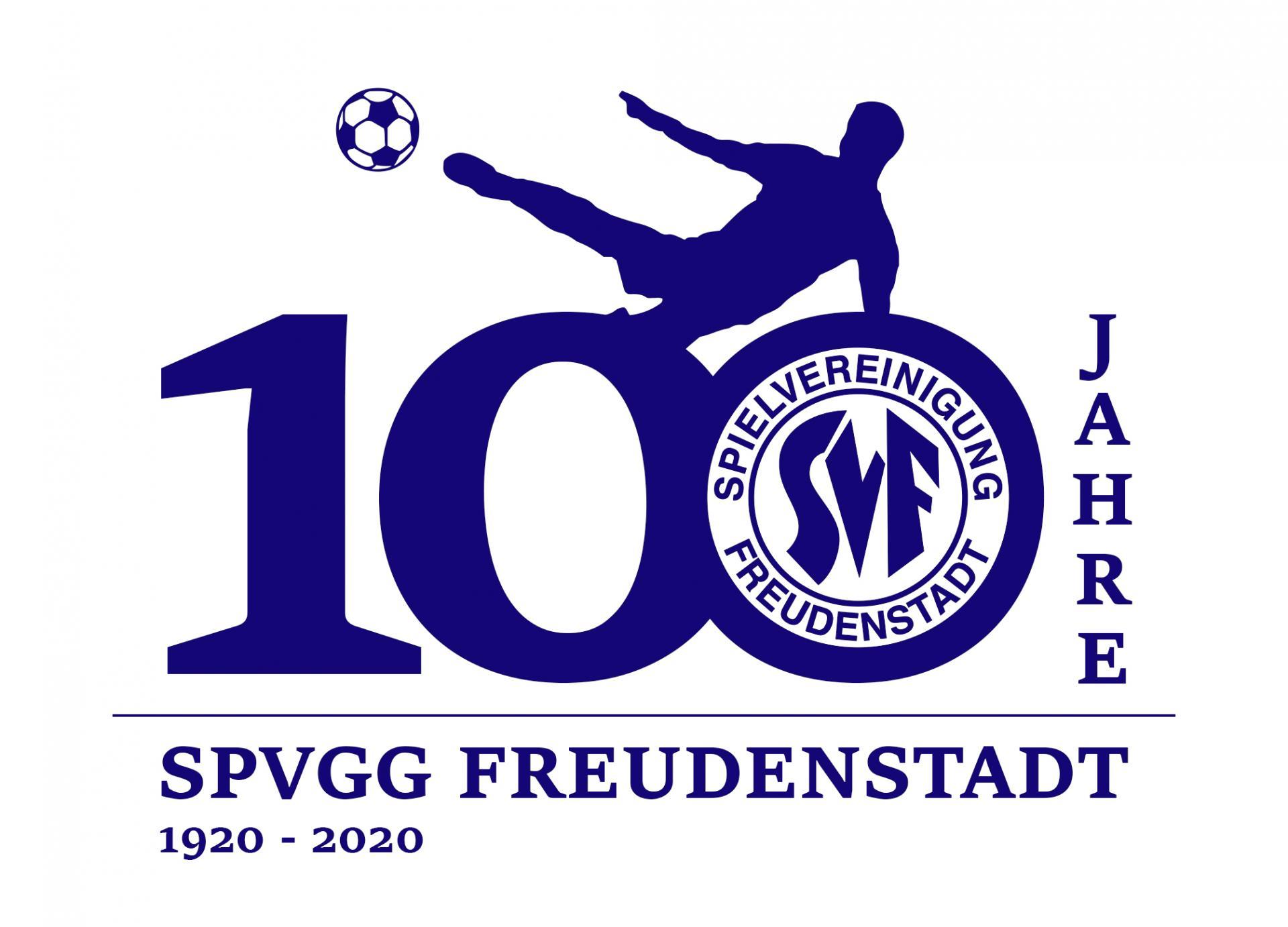 Bild der Meldung: --- Festivitäten zum 100jährigen Jubiläum unserer Spvgg Freudenstadt ins Jahr 2021 verlegt ---