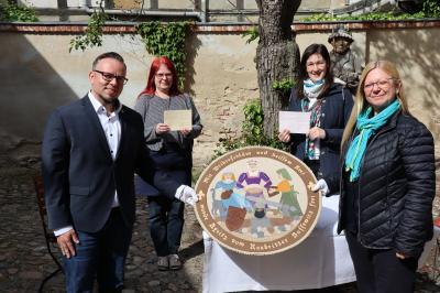 Vorschaubild zur Meldung: Kooperation zwischen Kyritzer Museum und Wegemuseum Wusterhausen nun offiziell