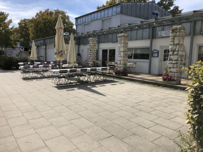 Vorschaubild zur Meldung: Biergärten auch bei der SGV wieder geöffnet