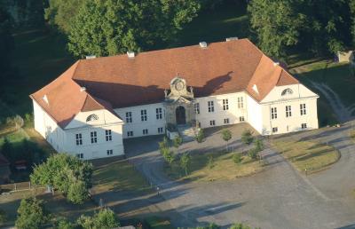 Gutshaus in Diedersdorf, Foto: Matthias Lubisch