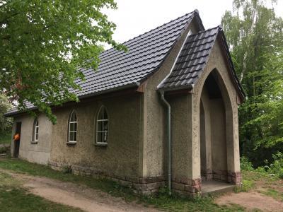 Trauerhalle Blankenheim