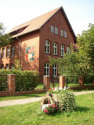 Unser Bild zeigt das Haus am Anger in der Falkenhagener Straße 16.