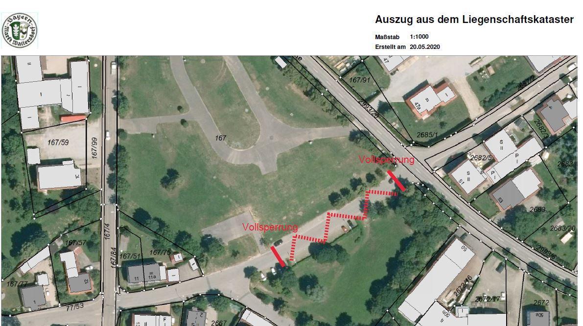 Bild der Meldung: Kindergartenneubau: Vollsperrung Teilstück Seidelweg