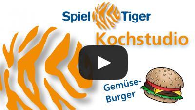 Bild der Meldung: SpielTiger Kochstudio Folge 5 Gemüse-Burger
