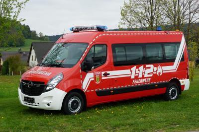 Vorschaubild zur Meldung: neues Fahrzeug für Riedebecker Ortswehr