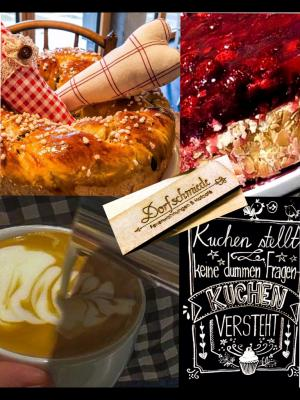 Vorschaubild zur Meldung: Hofcafé am Sonntag, 24.05.20 erstmals wieder geöffnet