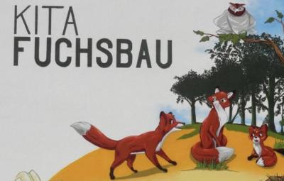 Logo der Kita Fuchsbau
