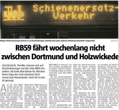 Hellweger Anzeiger vom 23.05.2020