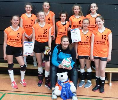 Foto zur Meldung: Landesmeisterschaft U13 in Gera