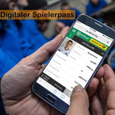 """Foto zur Meldung: Webinar """"digitaler Spielerpass"""""""