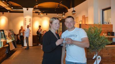 Foto zur Meldung: Geschäftseröffnung: Schauwerk in Altdöbern