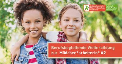Vorschaubild zur Meldung: Start der zweiten berufsbegleitenden Weiterbildung zur Mädchen*arbeiterin*