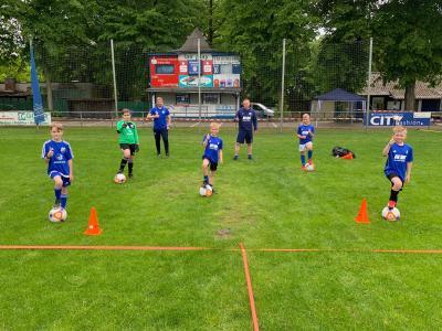 Foto zur Meldung: Germania - Mit Hygienekonzept zurück im heimischen Grünental Stadion