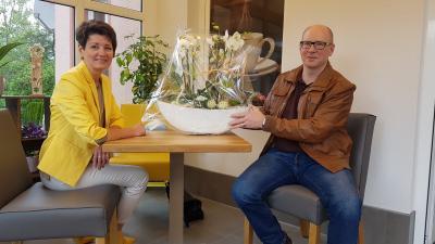 Vorschaubild zur Meldung: Neue Bäckereifiliale - Cafe in Rodewischs Innenstadt