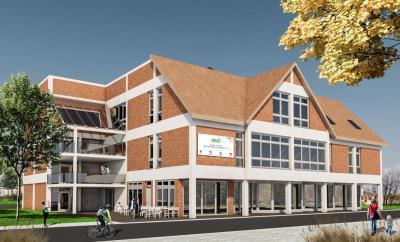 Das Gesundheitsversorgungszentrum (iGVZ) in Sontra.