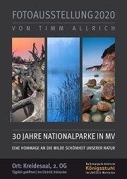 Vorschaubild zur Meldung: 30. Jubiläumsjahr des Nationalparks in MV