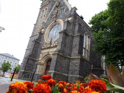 Foto zur Meldung: Die Johanneskirche bleibt geöffnet zum stillen Gebet