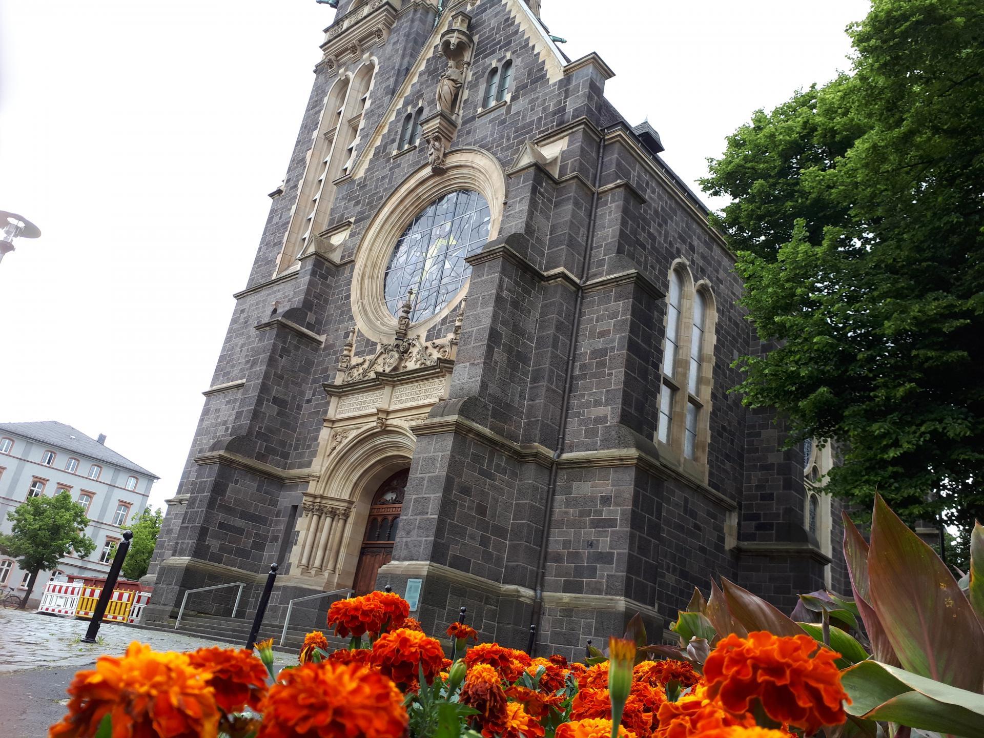 Bild der Meldung: Die Johanneskirche bleibt geöffnet zum stillen Gebet