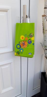 Foto zu Meldung: Überraschungstüten für Kinder, die sich in Quarantäne befinden