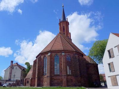 Foto zur Meldung: Gottesdienst am 31.05.2020 in der St. Marien-Andreas-Kirche
