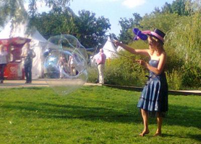 Foto zur Meldung: Pfingsten im Optikpark Rathenow